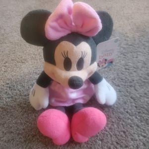 "Disney baby 15"" Minnie Mouse plush doll"